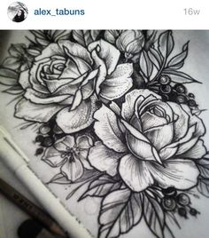 Want these flowers in my sleeve