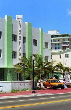 Miami Beach - Art Deco