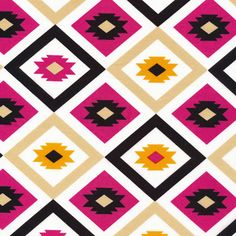 Textila   Rosa from Mixteca by Eleanor Grosch for Cloud9 Fabrics