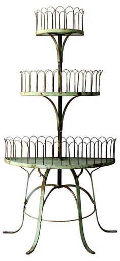 Vintage Patio Furniture Metal Plant Stands 30 New Ideas - Modern