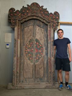 Extra Large Traditional Balinese Doors in NSW | eBay