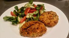 Kuchenne potyczki Alergiczki: Kotlety jaglane z warzywami i słonecznikiem