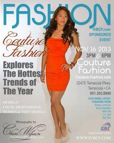 Fashion Show 2013 - Katherine Guerrero