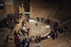 Teatro Romano - Gaiteros
