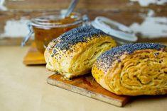 Dansk croissant: Tebirkes