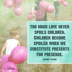 The Difference Presents Vs Presence Makes In Children