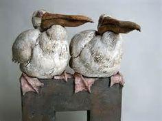 Ceramic Animal Art | Raku pottery