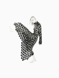 Vanessa Moody, Julia Bergshoeff, Frederikke Sofie by Mario Sorrenti for  Vogue Paris August 2015