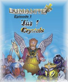 Lumanite X with Sandovian Army fighting Venomeous and the Dynamite X Empire... Also Arch Angel; Veno, before he became known as Venomeous.  http://www.amazon.com/dp/B008IDB33O
