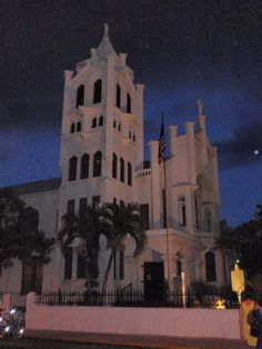 Cathedral in Key West