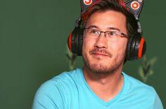 Markiplier has neko headphones?! Oh my Fazbear!