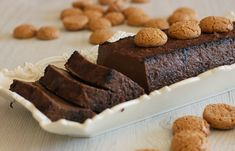 Italian Desserts, Salad Recipes, Yummy Food, Delicious Recipes, Cookies, Chocolate, Eat, Dolce, Homemade