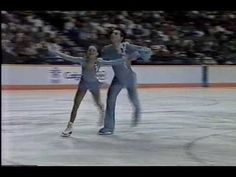 Gordeeva & Grinkov -- the most beautiful skaters.  Dancing on ice!