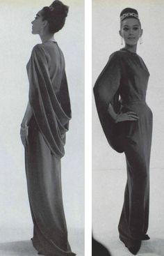 1960 Gres dress
