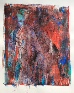 zwei (var.), w.sch., monotypie, 11/15