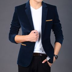 Cheap blazer suit, Buy Quality blazer set directly from China blazer leather jacket Suppliers: aolida 2016 new high quality modal men's short sleeve V-neck T-shirt, Comfortable and breathable T-shirt.C503USD 13.10/p