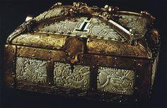Viking chest, ca 1000 AD