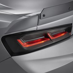 Change it up with these Alternative Finish LED Tail Lamps for your 6 Gen Camaro. They are easy to install and change the entire look of the rear of your Camaro. Made by Chevrolet, this darkened rear tail light kit includes a pair of rear tail lights and i 2019 Camaro, Camaro 2016, Camaro Ss, Camaro 1969, Chevrolet Camaro, Corvette, Sesto Elemento, New Sports Cars, Sport Cars