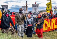"Standing Rock: When Darkness Meets Light | ""Regardless of stories being told by police, media and the Dakota Access Pipeline (DAPL) about how & who & when, there are these undeniable facts: At best count 400 people endured some form of torture in the form of water cannon spray, pepper & other unknown chem sprays, far too many were targeted & hit w/rubber bullets & the gruesome pics surfacing on social media tell the truth of just how innocent these guns are. Click to read & share full…"