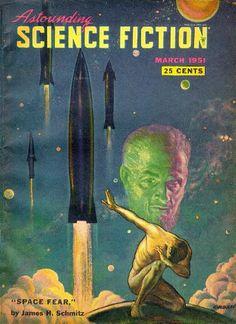 Astounding Science Fiction  Mar 1951
