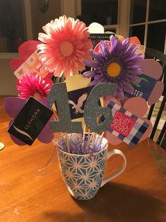 Sweet 16 gift idea