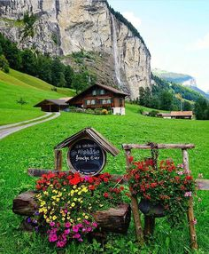 Lauterbrunnen,Switzerland