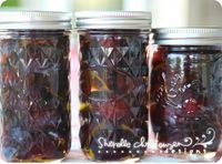Canning Peaches, Nectarines & Plums (and a canned fruit cobbler recipe) - My Crazy Life as a Farmers Wife