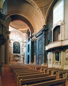 Oratorio dei Filippini, Bologna. P.L. Cervellati