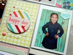 Spring Fling with Taylored Expressions and Tombow USA | EarthyScrap