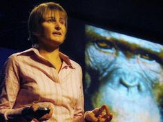 TED talk: Louise Leakey digs for humanity's origins.     'We are most certainly the only animal that makes conscious choices that are bad for our survival as a species.' ~Dr. Richard Leakey