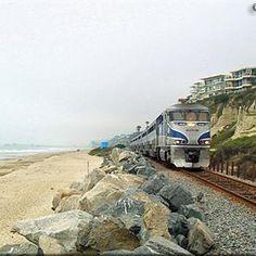 Feb  3, Amtrak California's Pacific Surfliner