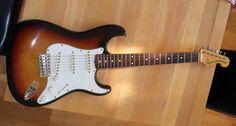Fender Squier JV Strat 1984 Made in Japan