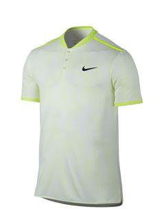 NikeCourt Dry Advantage Tennis Men's Polo 801700-100 Men's Polo, Polo Shirt, Tennis, Polo Ralph Lauren, Mens Tops, Shirts, Fashion, Moda, Polos