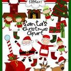 $ This packet includes 40 total Christmas images (including black and white line art). The thumbnail shows all images.Clip art is for personal or c...