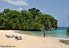Frenchman's Cove, Jamaica. Be ready to spend the day!