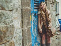 Small Overlander Leather Bag £110