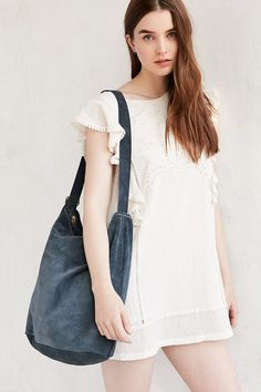 Artemis Suede Shoulder Bag