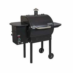 Camp Chef SmokePro DLX Wood Pellet Outdoor BBQ Grill and Smoker, Bronze: best bbq grill, best gas grill smoker combo, 3 in 1 grill smoker.