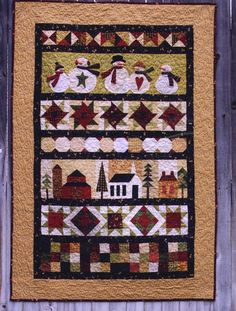 Love row quilts