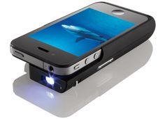 Brookstone iPhone Projector