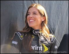 Women in NASCAR ... All-Star Edition with Miss Sprint Cup ~ by Lindi Bess. (Photo credit: Debbie Ross/Skirts and Scuffs)