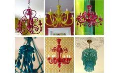 حولي نجفتك الكريستال القديمة إلى نجفة بوب مودرن | Egypt's biggest furniture website | The Home Page