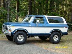 '79 Bronco