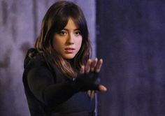The newly powerful Skye (Chloe Bennett) is caught between