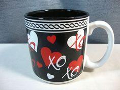 XOXO Hugs and Kisses Mug Cup by Flowers, Inc. Balloons #686400 #FlowersIncBalloons