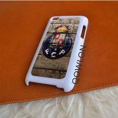 FC Porto Wood iPod Touch 4 | 4TH GEN Case