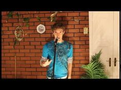 Call Me Maybe - Carly Rae Jepsen - Cover by Mark Cecchetti Carly Rae Jepsen, Call Me Maybe, Easy Listening, Pop Songs, Music Covers, Pop Music, Just Love, Heavy Metal, Denim Jeans