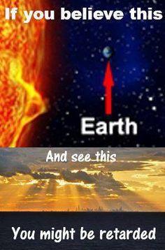 Benarkah Bumi Ini Rata? - CariGold Forum