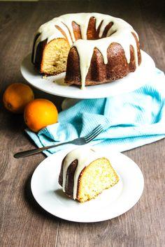 Orange Cardamom Cake | Mrs. B's Kitchen