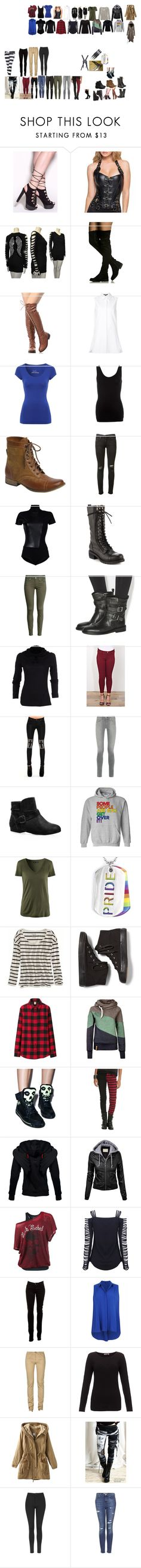 """A Gruesome Love"" by jack-loves-cake ❤ liked on Polyvore featuring Alexander Wang, Jane Norman, DAY Birger et Mikkelsen, Fat Face, rag & bone, Space Style Concept, Kelsi Dagger Brooklyn, H&M, Office and ExOfficio"